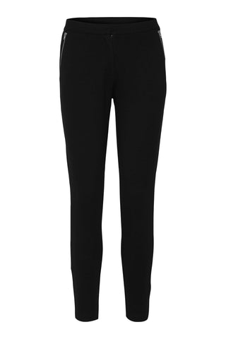 ICHI Jetta Trouser - 1 Size Left! - Coffee and Cloth