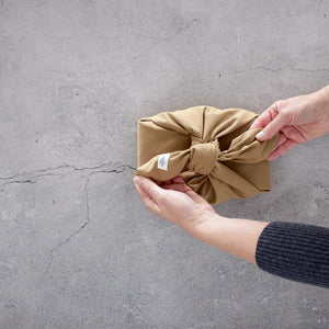 The Organic Company Gift Wrapping Set- Earth