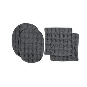 The Organic Company Reusable Makeup Pad- Grey