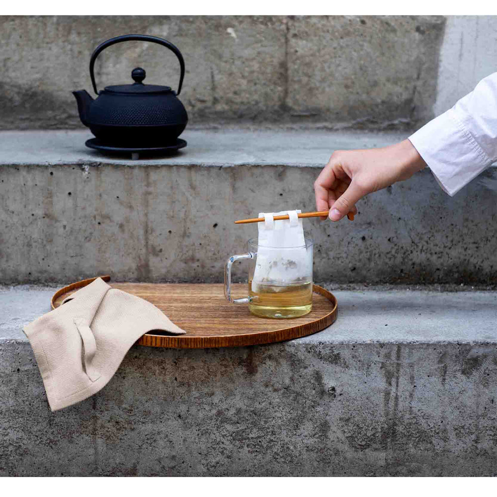 The Organic Company Reusable Tea Bag set