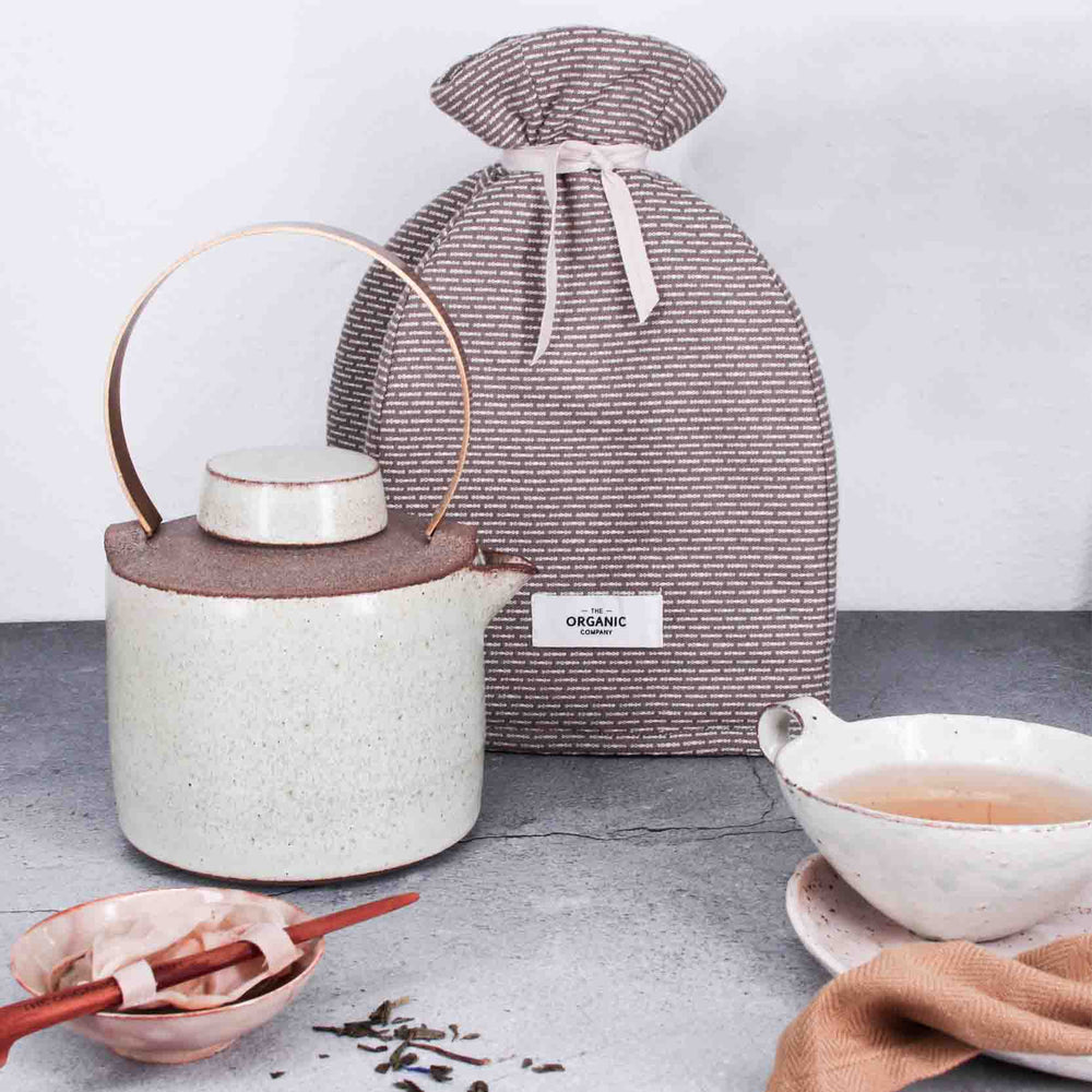 Load image into Gallery viewer, The Organic Company Reusable Tea Bag set