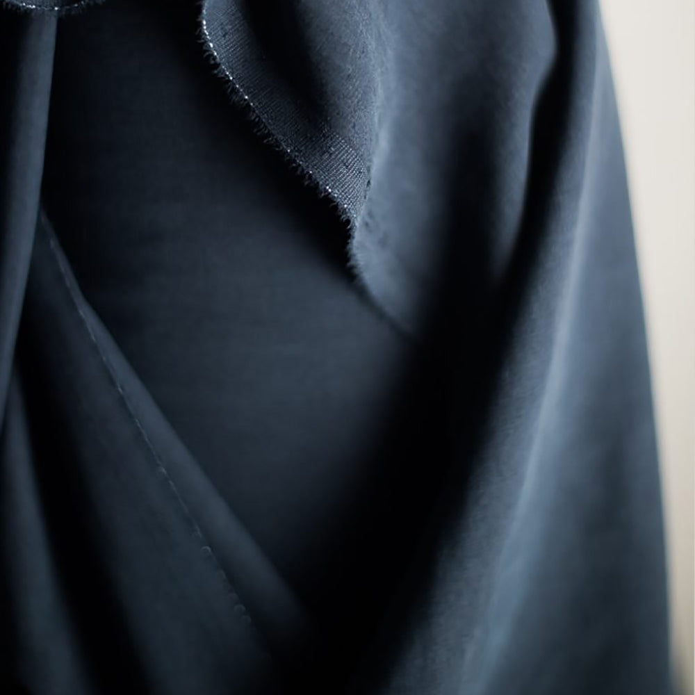 Load image into Gallery viewer, Tencel Twill- Navy