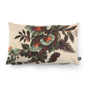 HK Living Kyoto Cushion with floral print