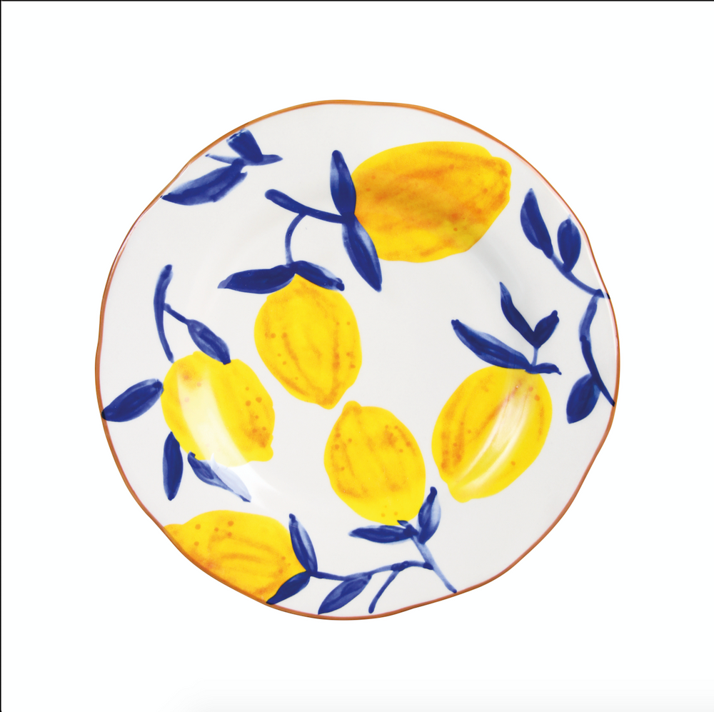 Load image into Gallery viewer, image of &klevering lemon twig plate