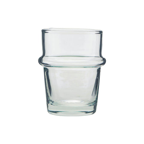 House Doctor Small Tea Glass - Coffee and Cloth