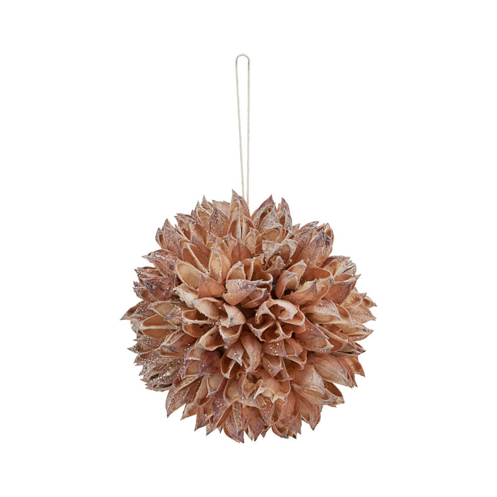 House Doctor Christmas Natural Flower Seeds Ornament