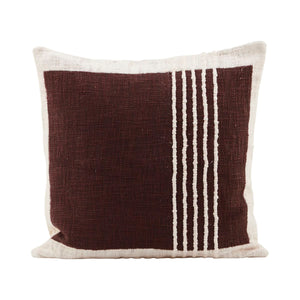 COMING SOON! Brown Yarn Cushion