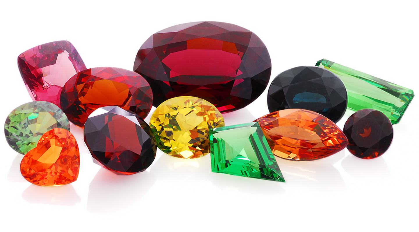 Your garnet birthstone has an image problem