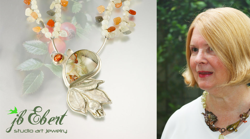 jbEbert makes studio art jewelry