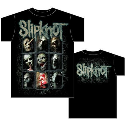 Slipknot Future Frame - Mens Black T-Shirt