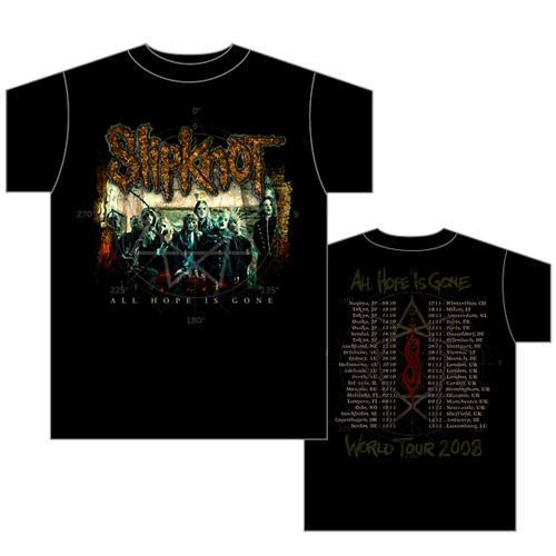 Slipknot Frame - Mens Black T-Shirt