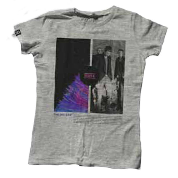 Muse Split - Youth Heather T-Shirt