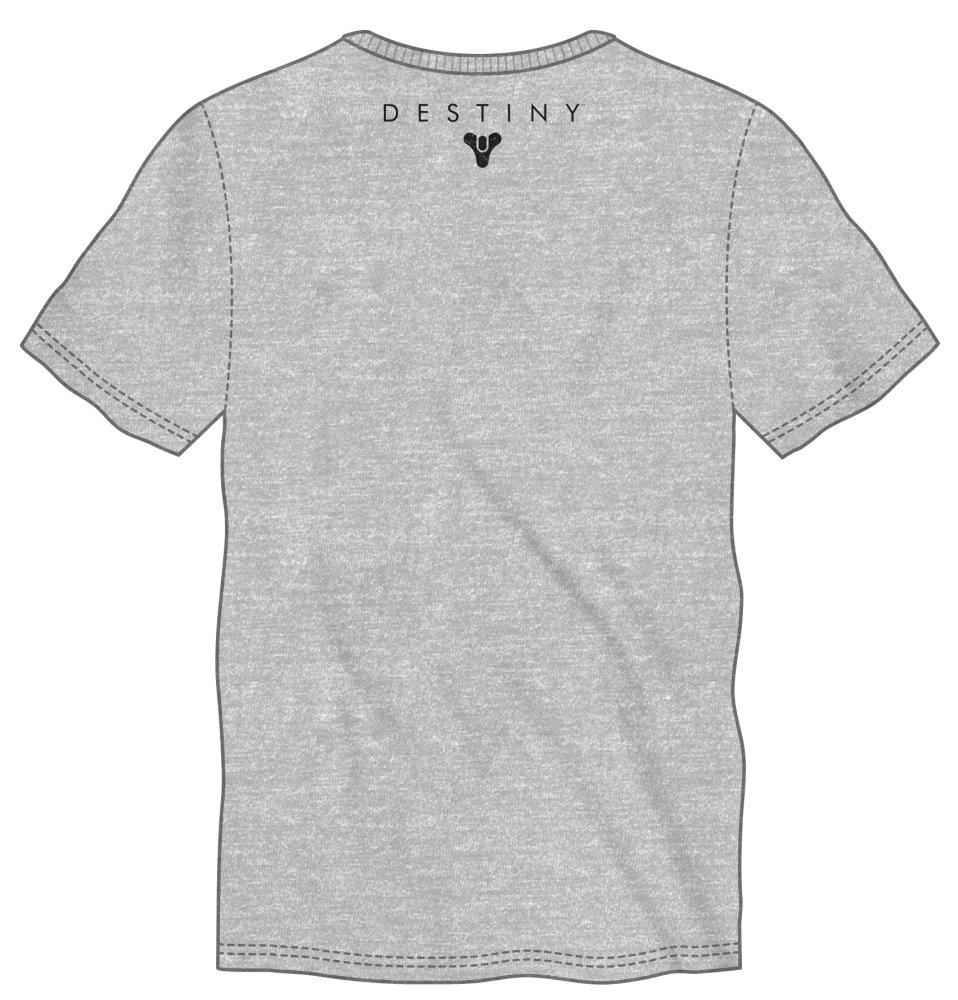 Destiny Rise Of Iron Lord Men's Gray T-Shirt Tee Shirt - MOBOLINE