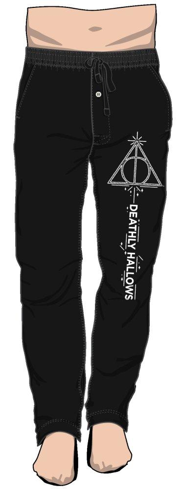 Harry Potter Deathy Hallows Sleep Lounge Pants - MOBOLINE
