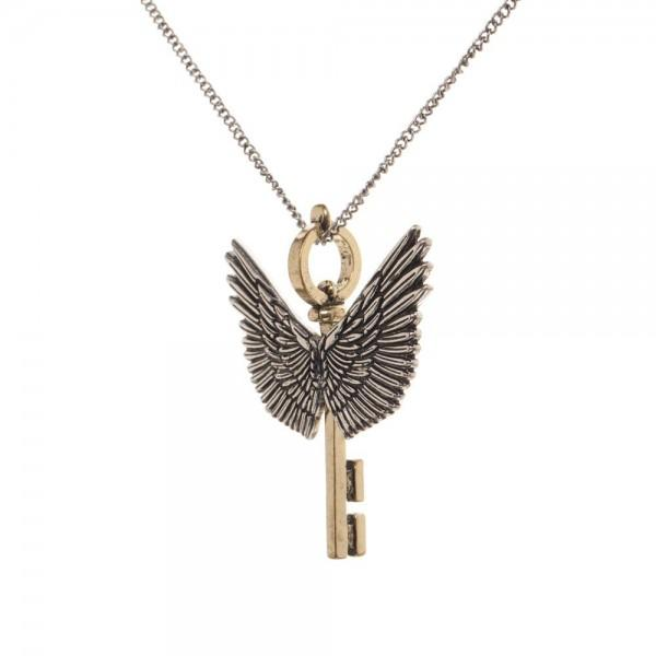 Harry Potter Flying Key Necklace - MOBOLINE