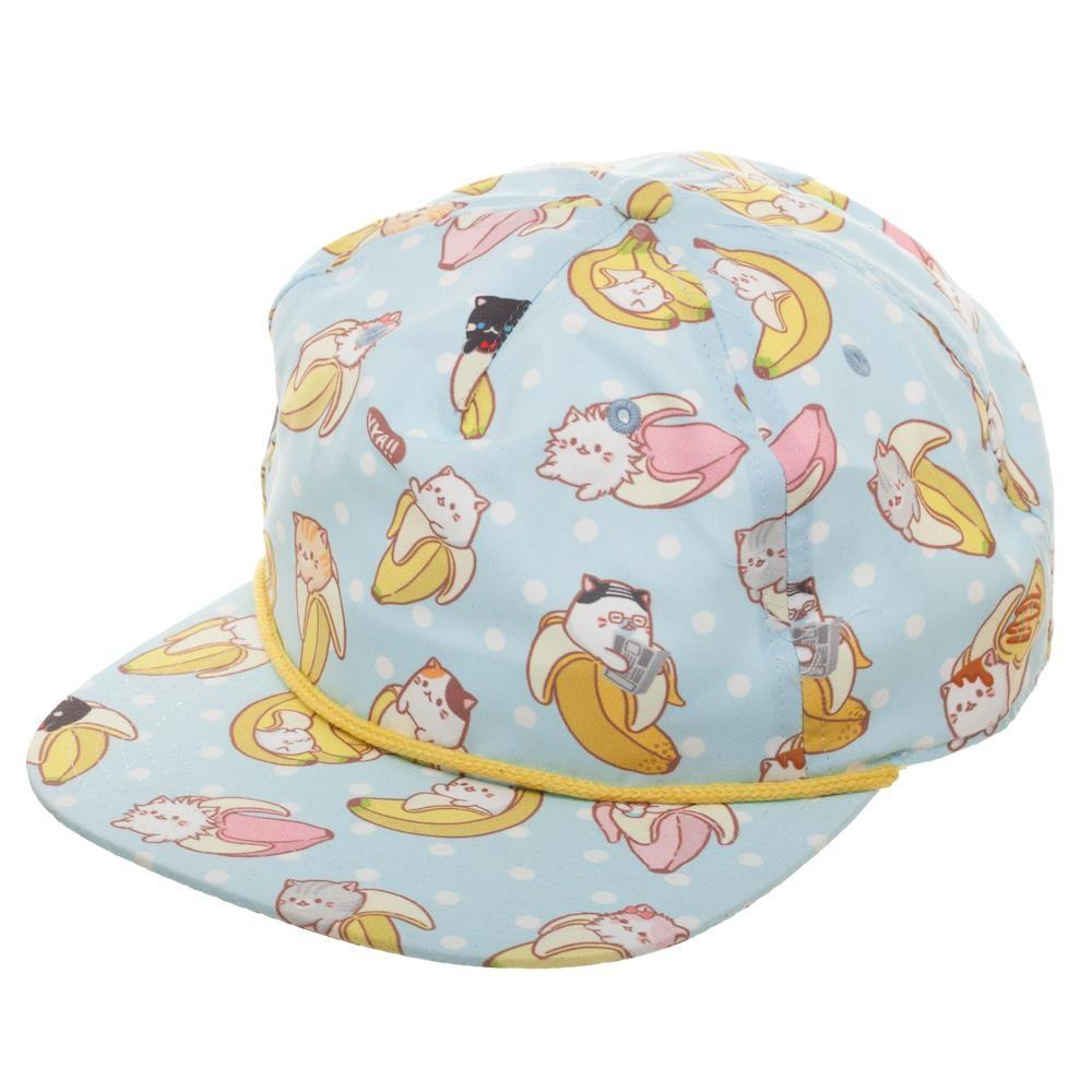 Bananya allover Sublimation Snapback - MOBOLINE