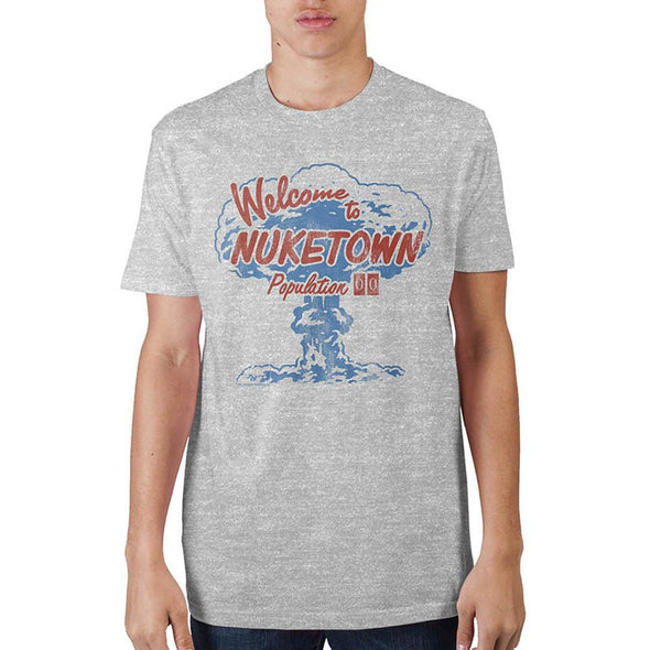 Call Of Duty Black Ops 3 Nuke T-Shirt - MOBOLINE
