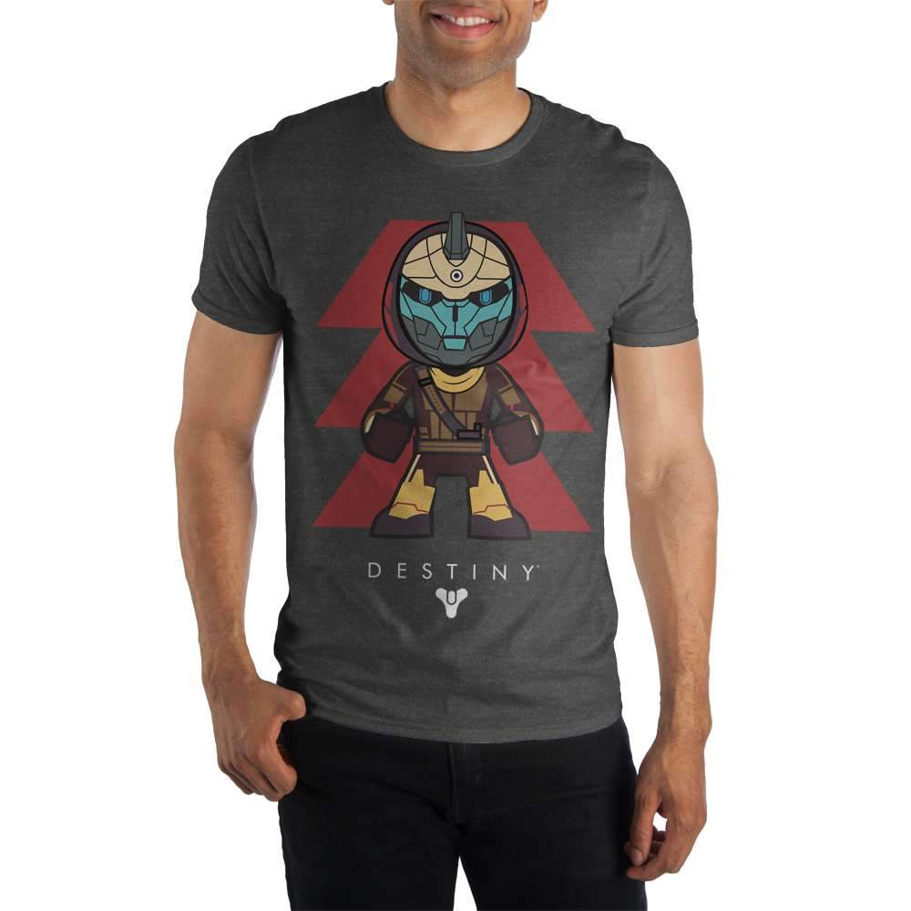 Destiny Hero Soldier T-Shirt Tee Shirt for Men - MOBOLINE