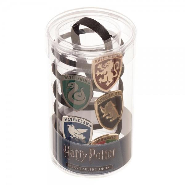 Harry Potter House Pony Tail Holders - MOBOLINE