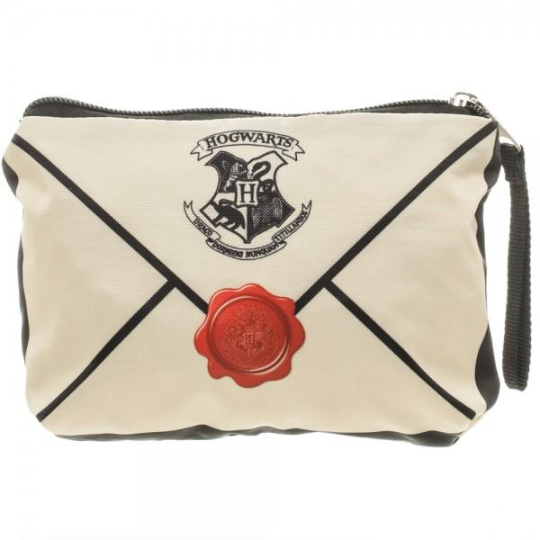 Harry Potter Crest Packable Tote Bag - MOBOLINE