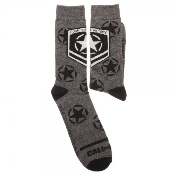 Call of Duty 3 Pair Socks - MOBOLINE