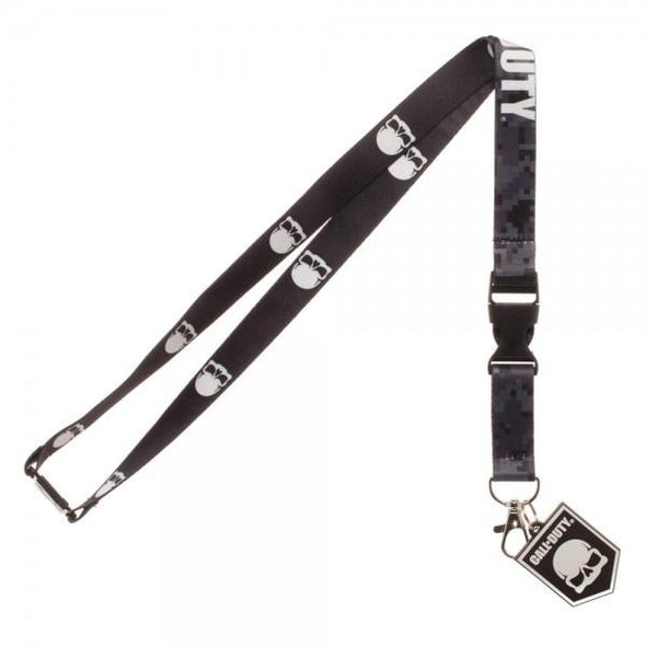 Call of Duty Logo Lanyard - MOBOLINE