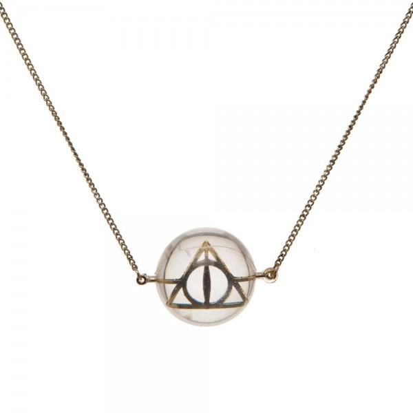 Harry Potter Deathly Hallows Acrylic Bubble - MOBOLINE