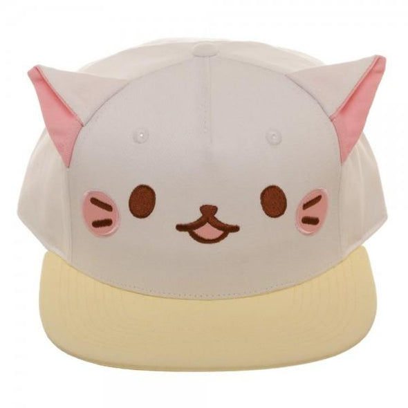 Bananya Cut Fabric Embroidery - MOBOLINE