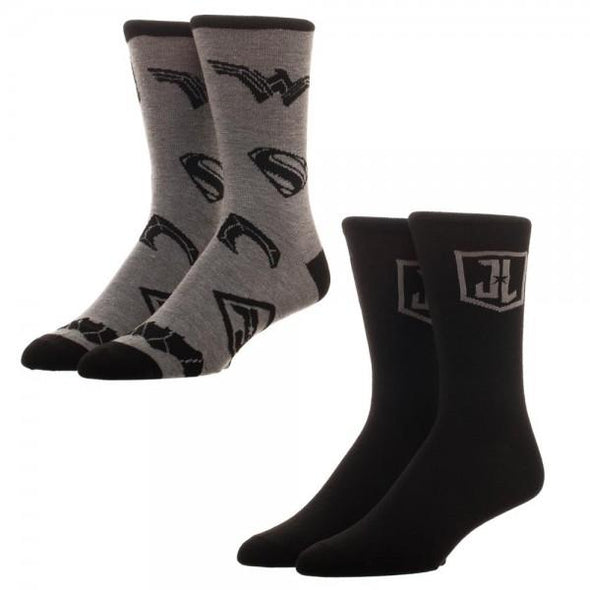 Justice League Crew Sock Combo - MOBOLINE