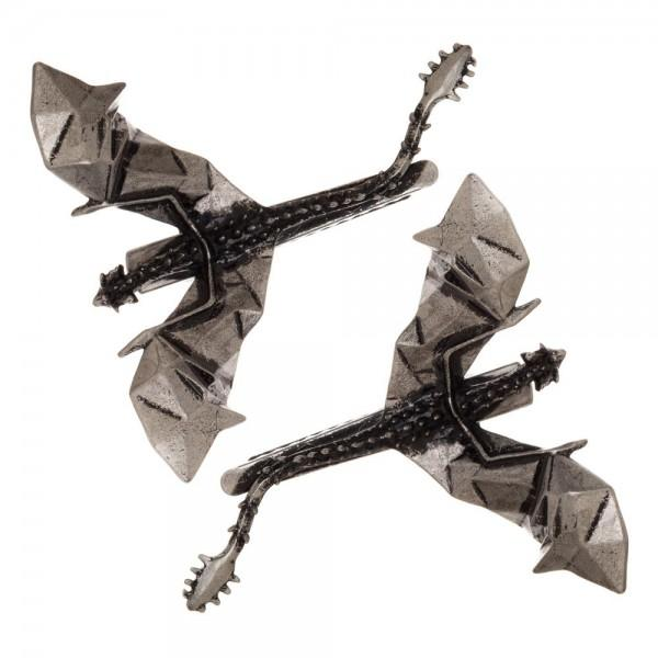 Hungarian Dragon Hair Clips - MOBOLINE