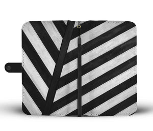 Trendy white and black lines