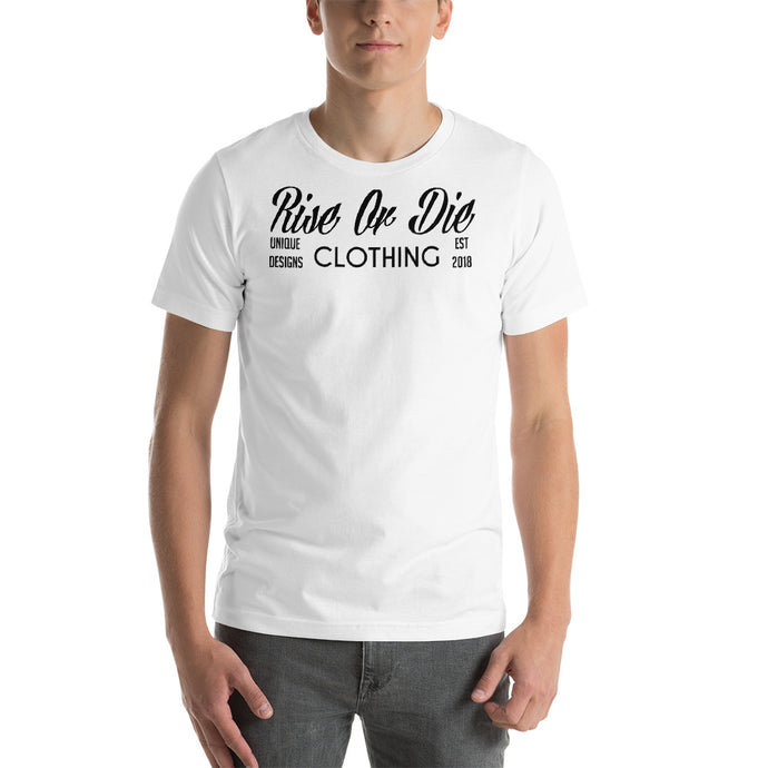 Rise Or Die Clothing Original T-Shirt