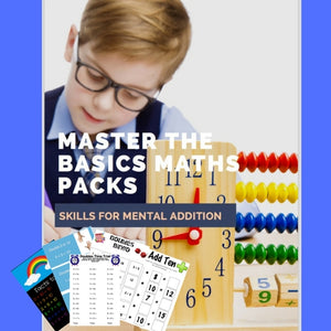 MASTER THE BASICS MATHS PACKS skills for mental addition DOWNLOAD