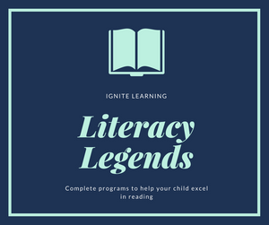 Literacy Legends Early Readers Physical Pack