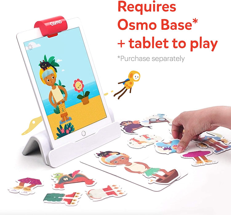 Osmo Costume Pieces with Stories and Costume Party (2019) - Add on Game