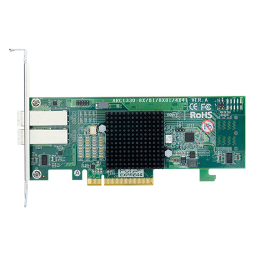 Areca ARC-1330-8x Series 6Gb/s SAS Host Adapter