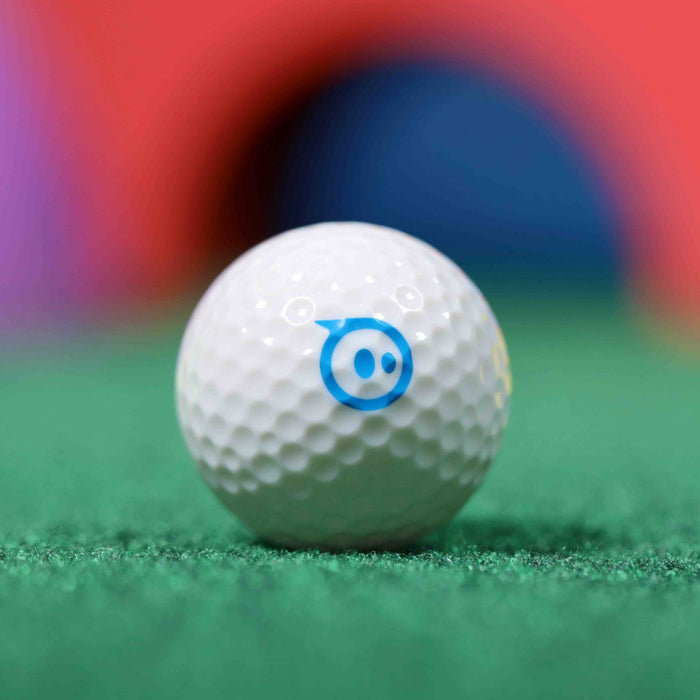 Sphero Mini App-Enabled Robotic Ball (Golf Edition)