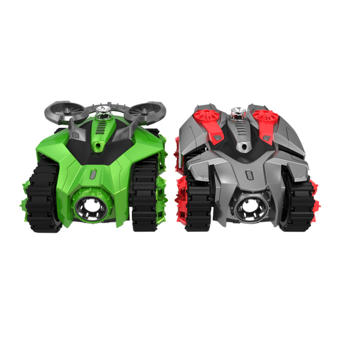 Galaxy ZEGA Razor & Puck Battle Toys