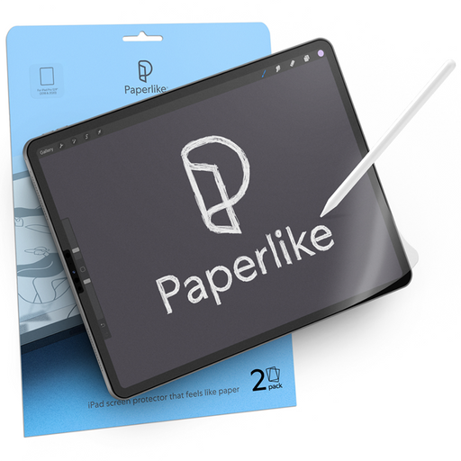 Paperlike 2 iPad Screen Protector (2 sheets inside)