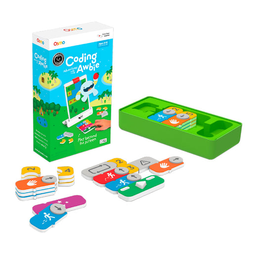Osmo Coding Awbie Game Pack
