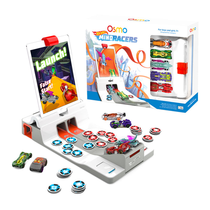 Osmo Hot Wheels™ MindRacers Game