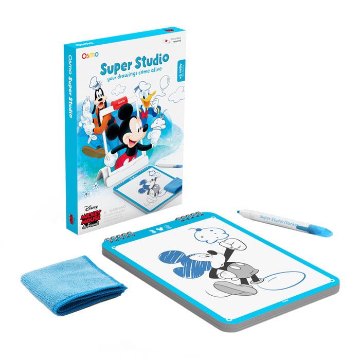 Osmo Super Studio - Mickey Mouse & Friends