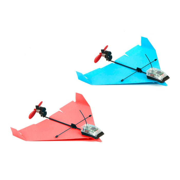 PowerUp DART App Controlled Paper Airplane