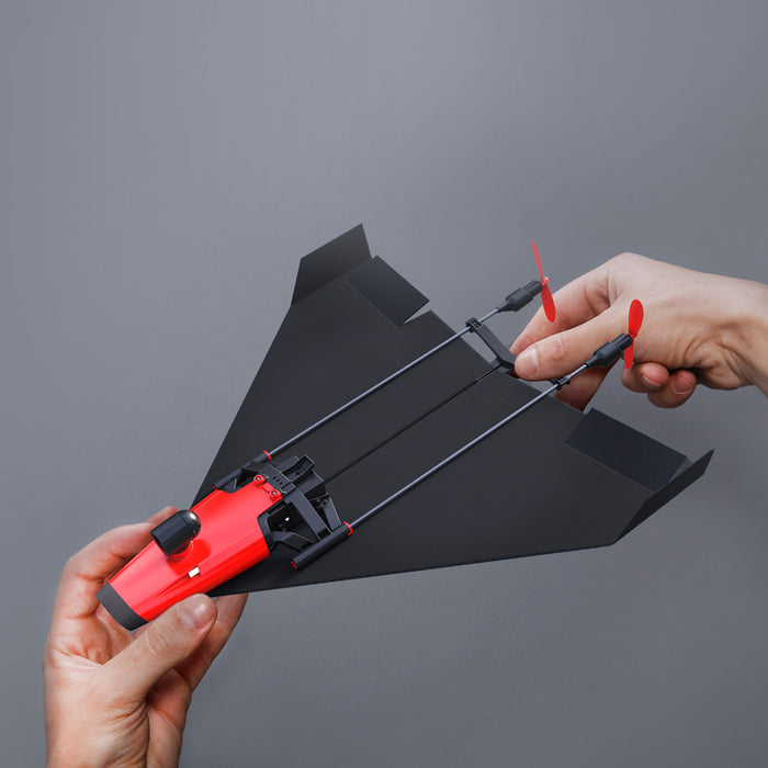 PowerUp FPV Paper Airplane VR Drone