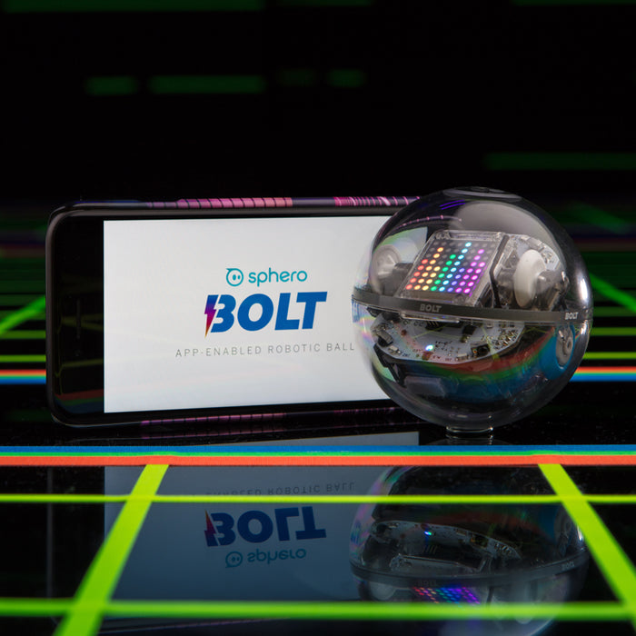Sphero BOLT App-Enabled Robot