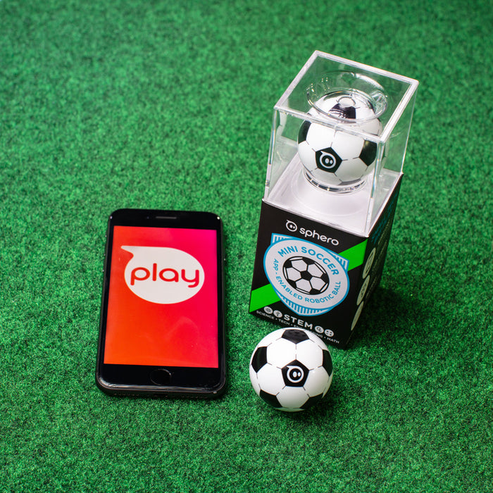 Sphero Mini App-Enabled Robotic Ball (Soccer)