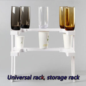 Adjustable Spicy Shelf Kitchen Rack