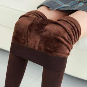 VelvetWarm Winter  Leggings