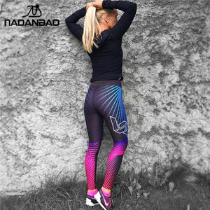 New Fluorescent Ray Leggings