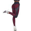 High Elastic Push Up Workout Leggings